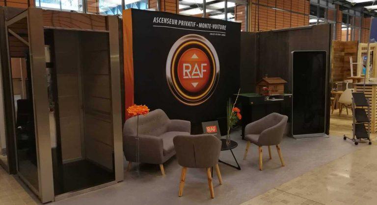 RAF présent au SIM 2019